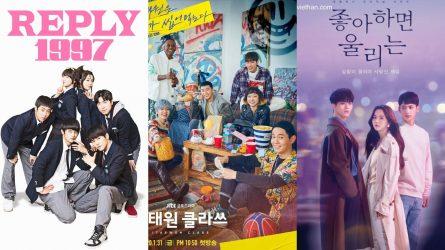 8 bộ phim tình cảm Hàn Quốc thấp thoáng màu sắc LGBT