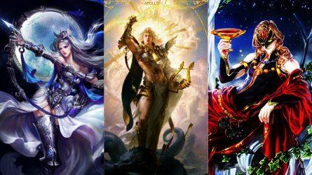 Khám phá vị thần đại diện của 12 cung hoàng đạo trong thần thoại Hy Lạp