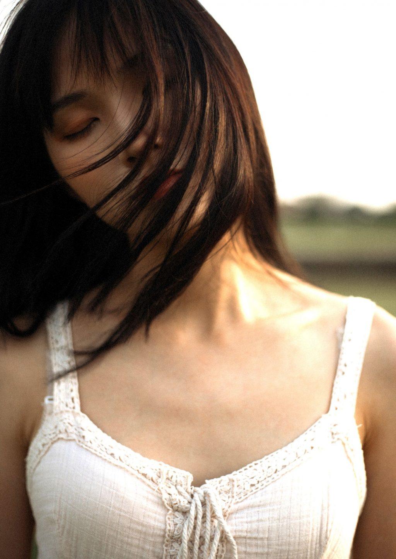 Chanh-Cô gái nhắm mắt.
