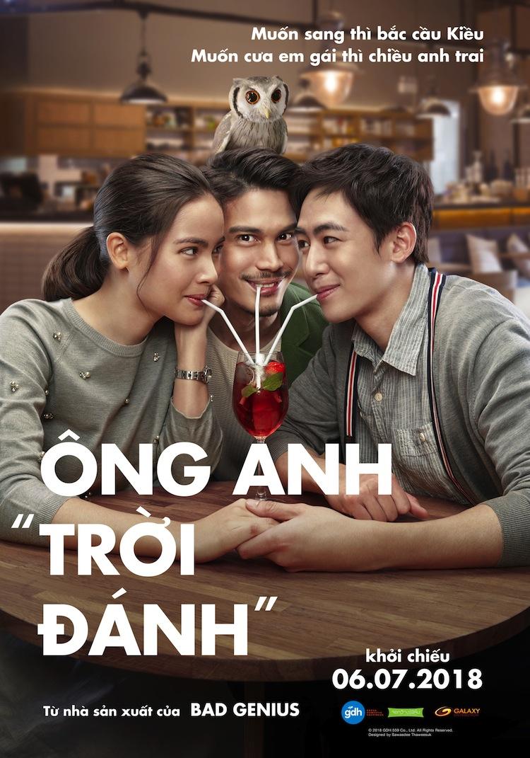Phim Thái Lan Ông anh trời đánh