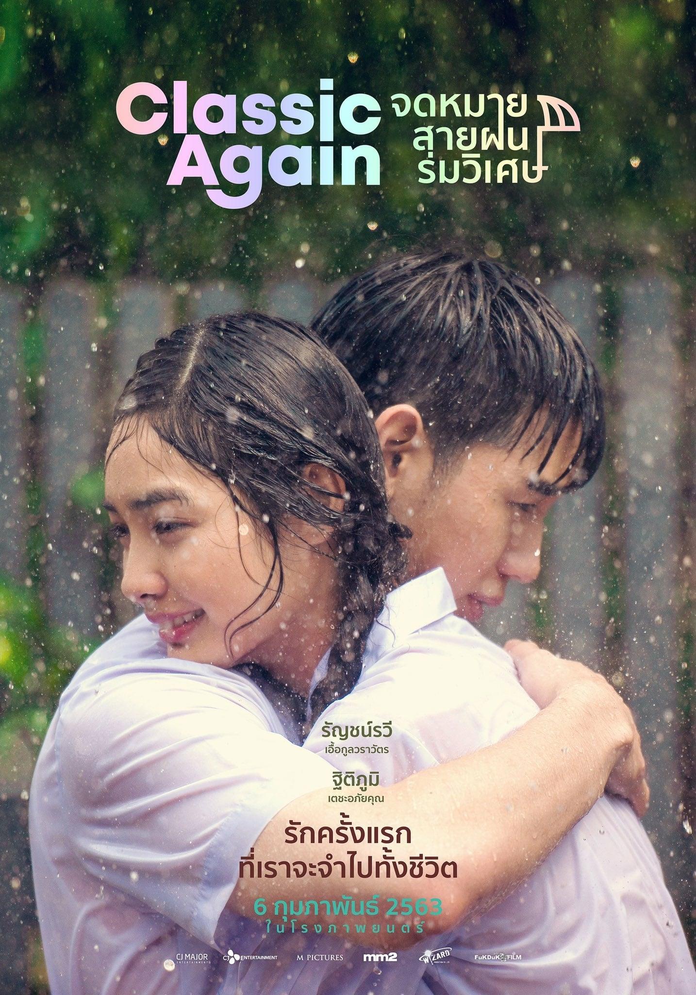 Phim Thái Lan Cơn mưa tình yêu