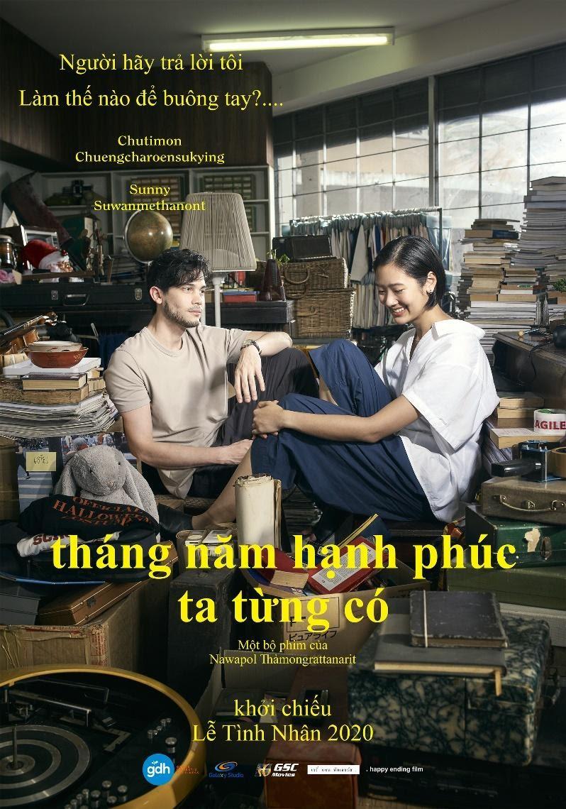 Phim Thái Lan Tháng năm hạnh phúc ta từng có