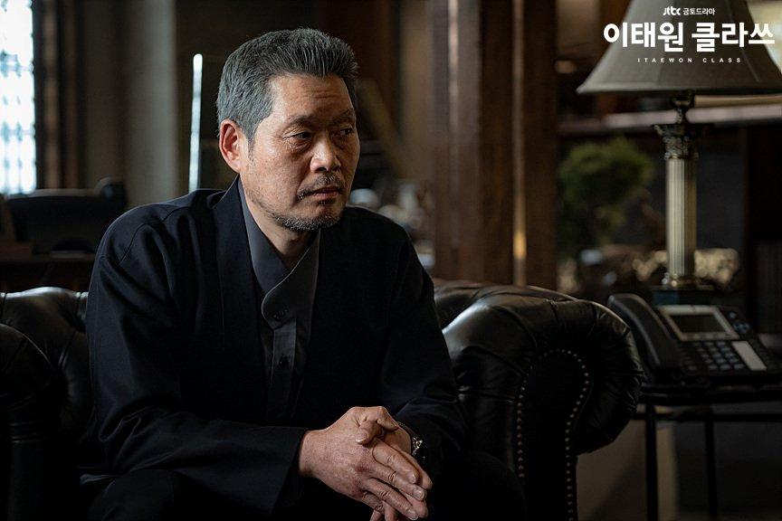 Jang Dae Hee cho rằng quyền lực mang lại sức mạnh