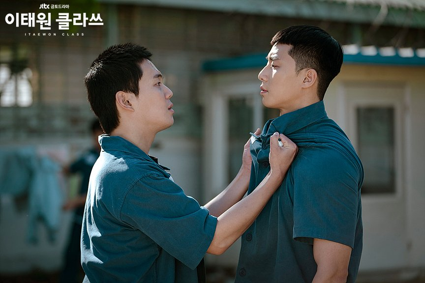 Park Sae Ro Yi của Itaewon Class trong tù