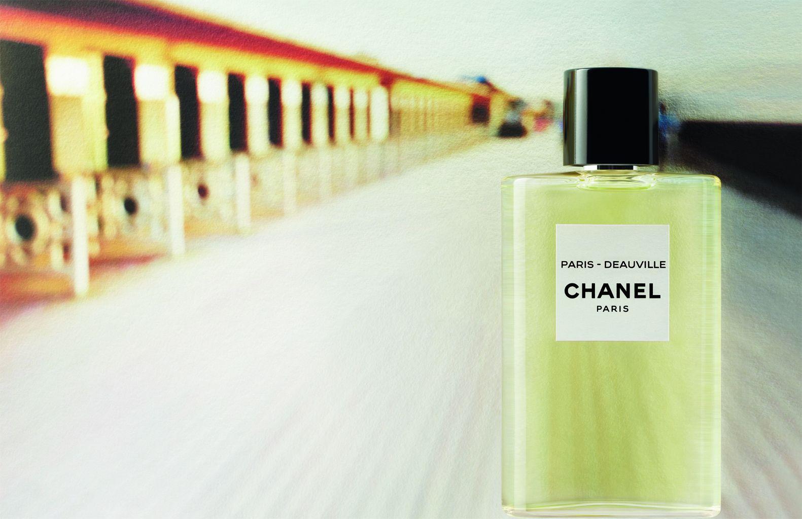 nước hoa chanel paris deauvillie