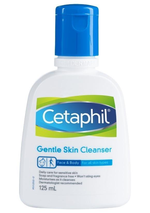 Chăm sóc da-Sữa rửa mặt Cetaphil.