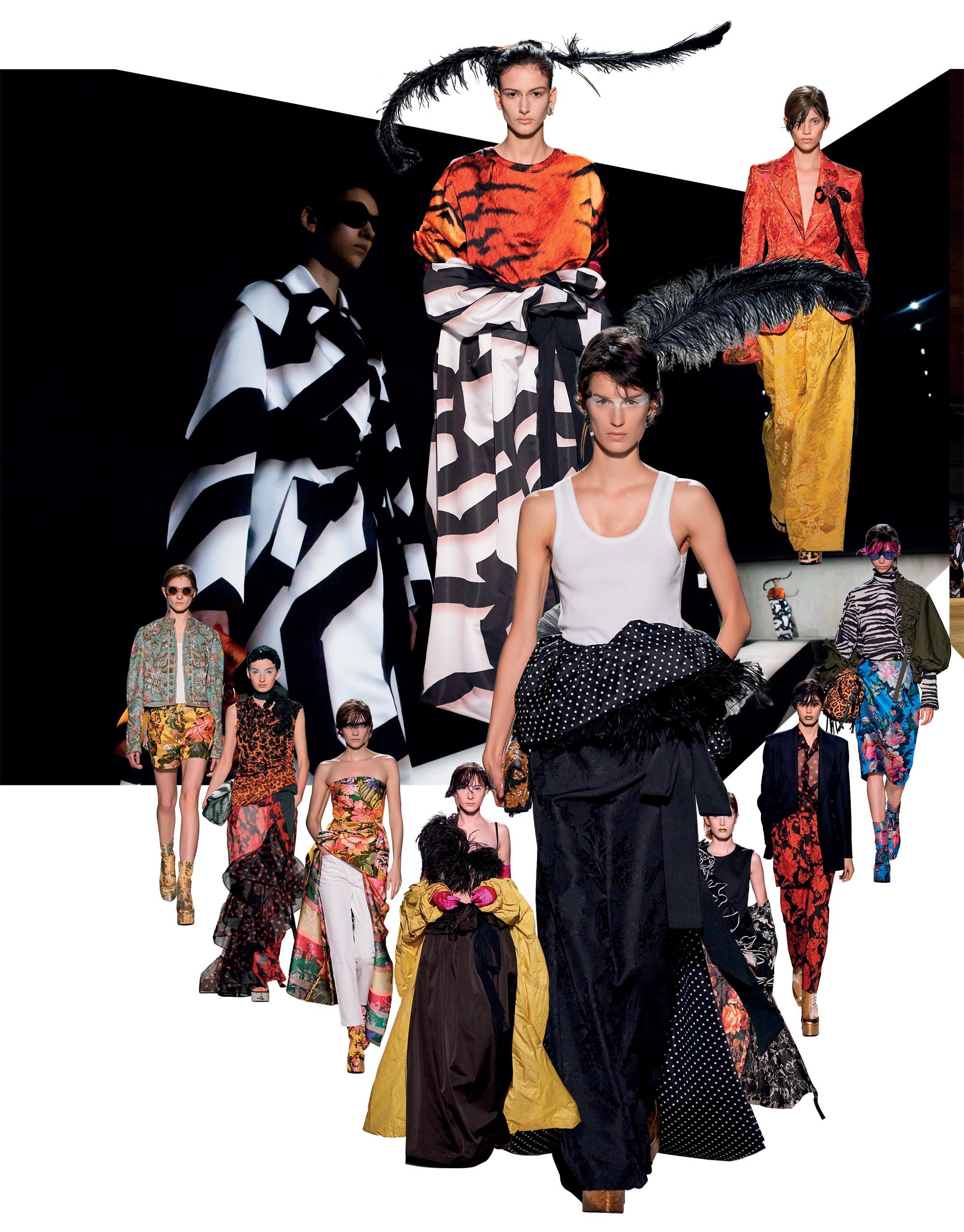 bst thời trang Xuân Hè 2020 Dries Van Noten