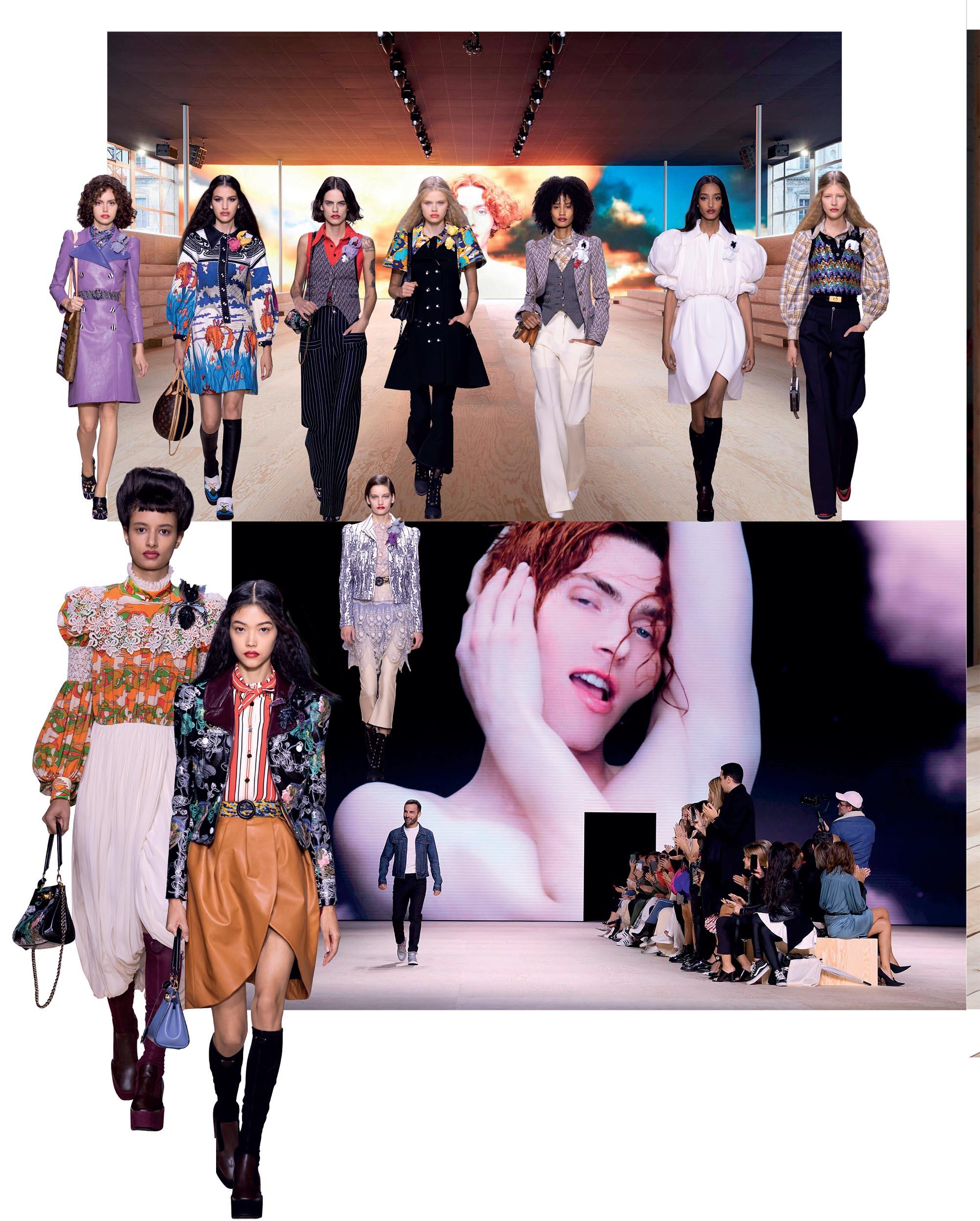 bst thời trang Xuân Hè 2020 Louis Vuitton