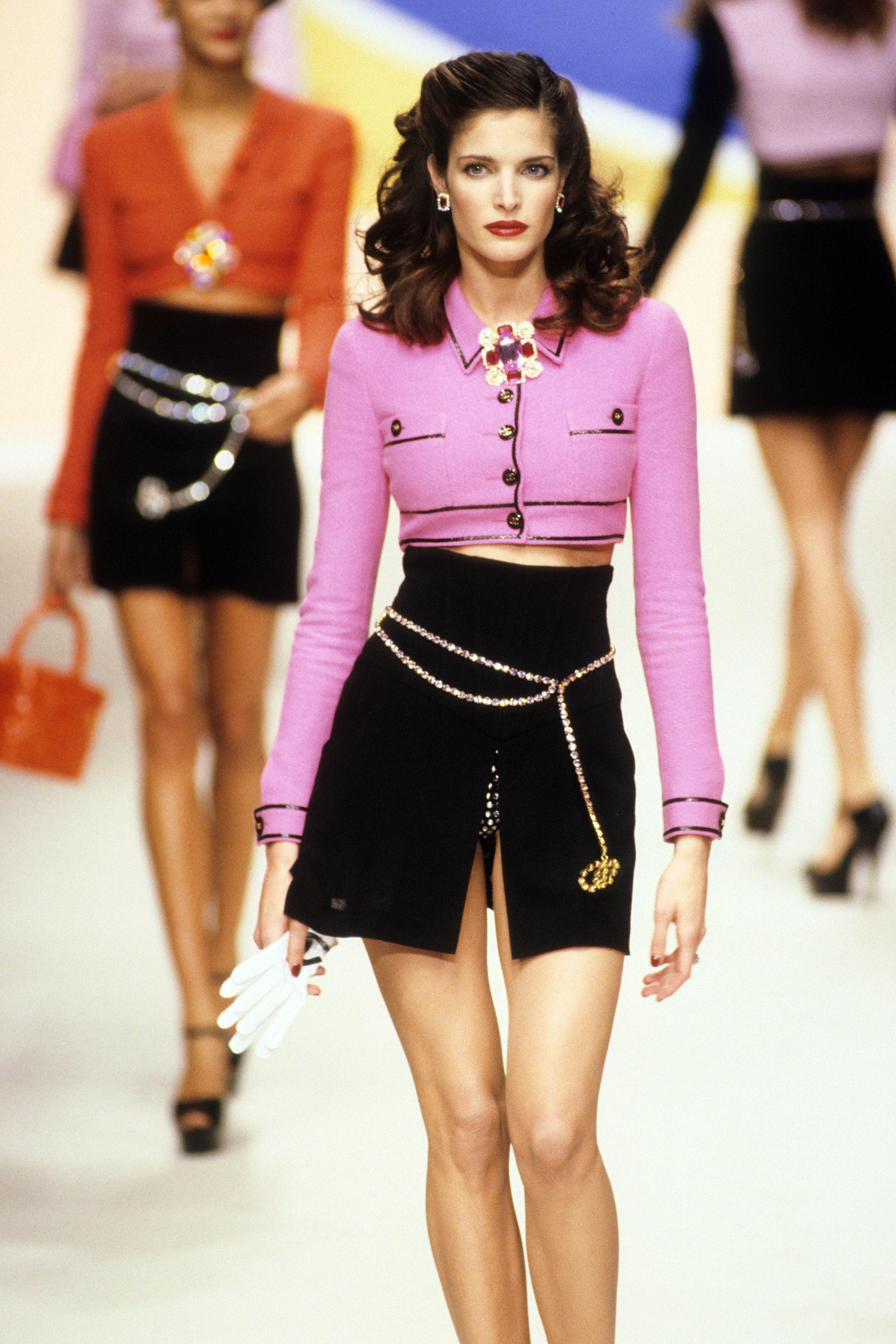 Một thiết kế từ BST Chanel Xuân - Hè 1995
