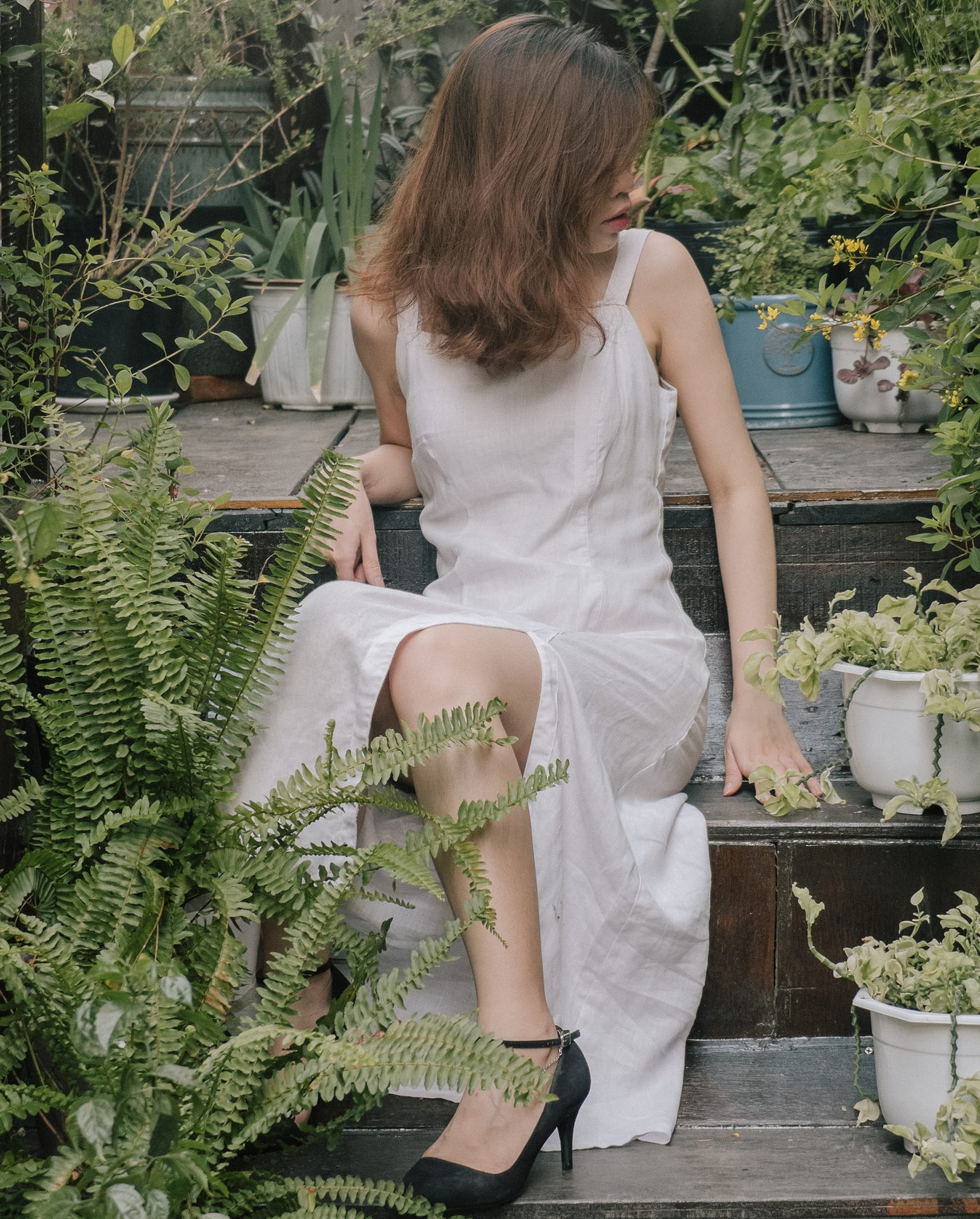 mặc đẹp khi làm việc tại nhà từ biên tập viên Sophie Thanh Huyền
