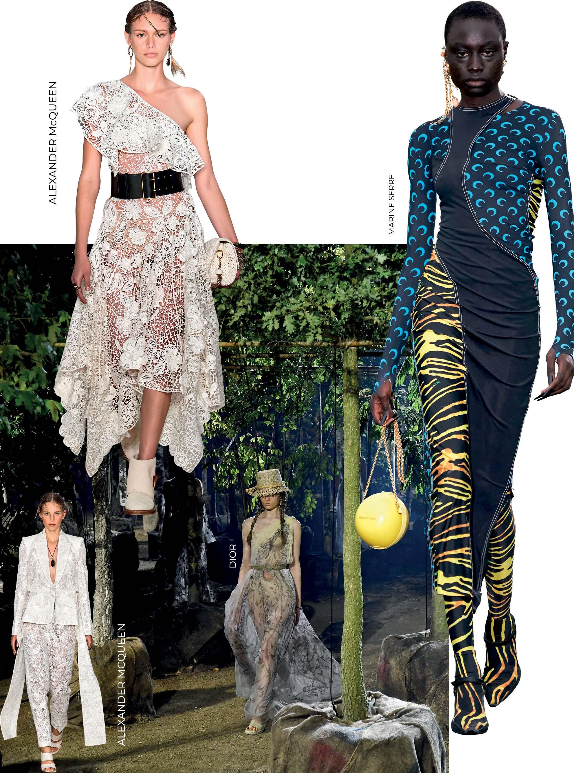 thương hiệu thời trang bền vững trên sàn diễn xuân hè 2020