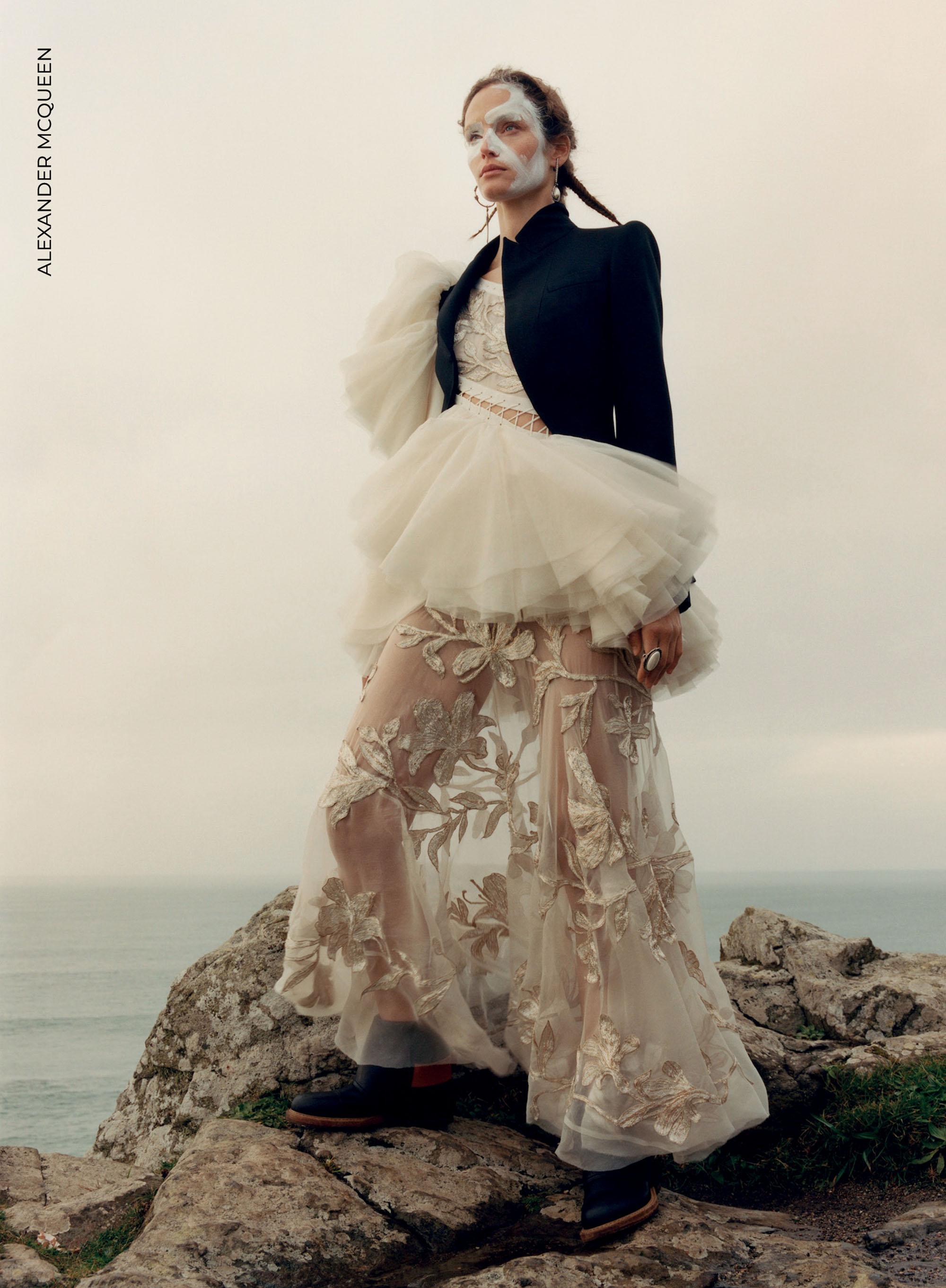 bst bảo vệ môi trường của thương hiệu thời trang alexander mcqueen