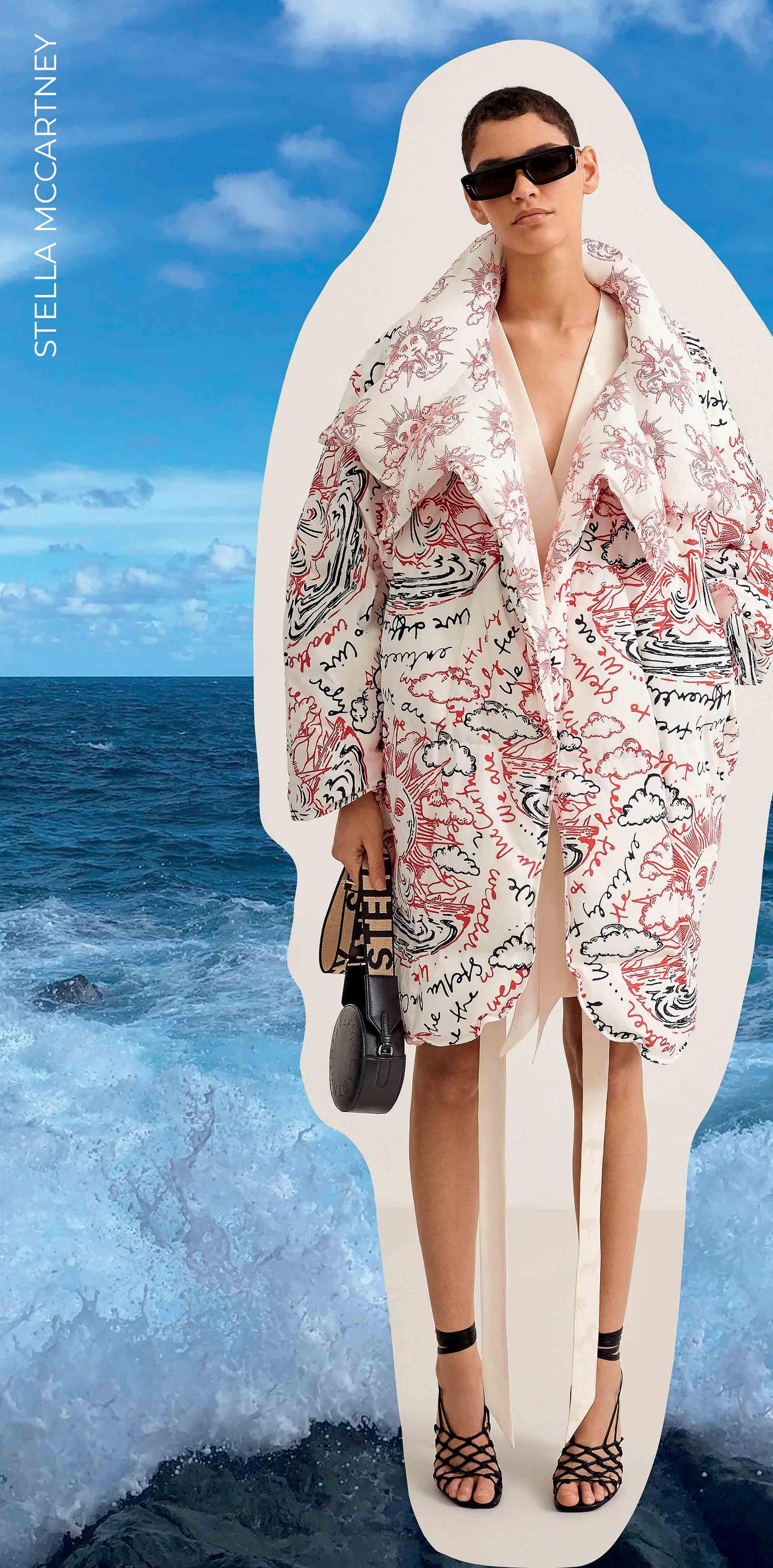 thời trang truyền tải thông điệp ý nghĩa của thương hiệu thời trang stella mccartney