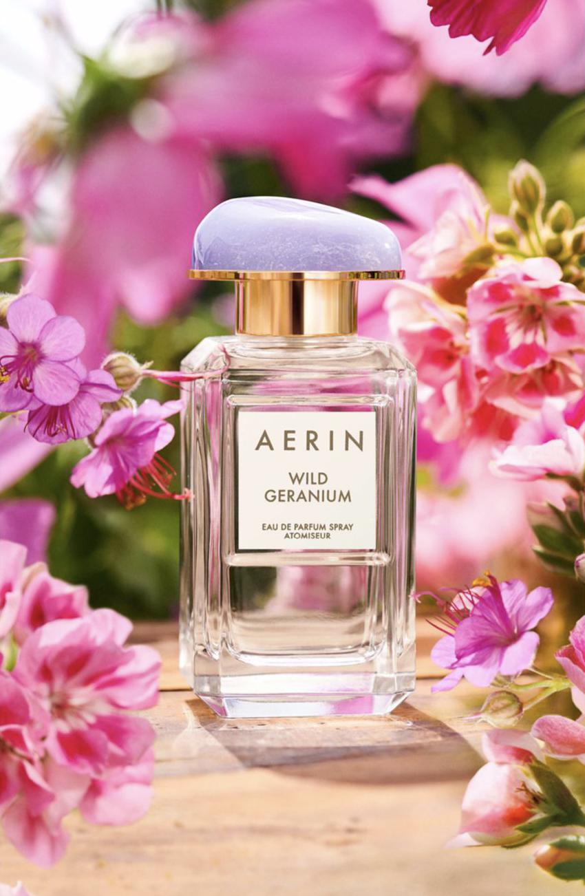 nước hoa mùa Hè Aerin Wild Geranium