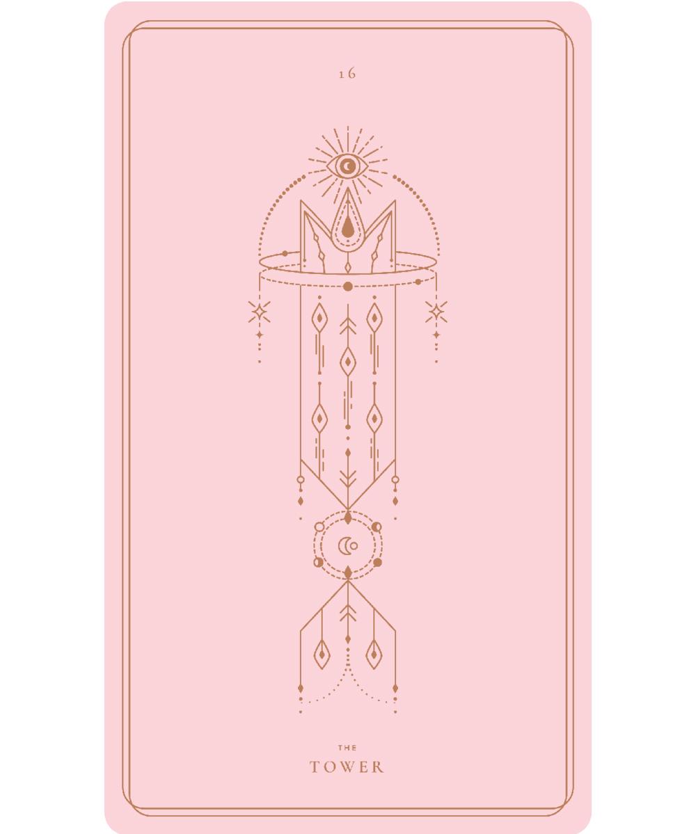 lá bài tòa tháp cung hoàng đạo cự giải