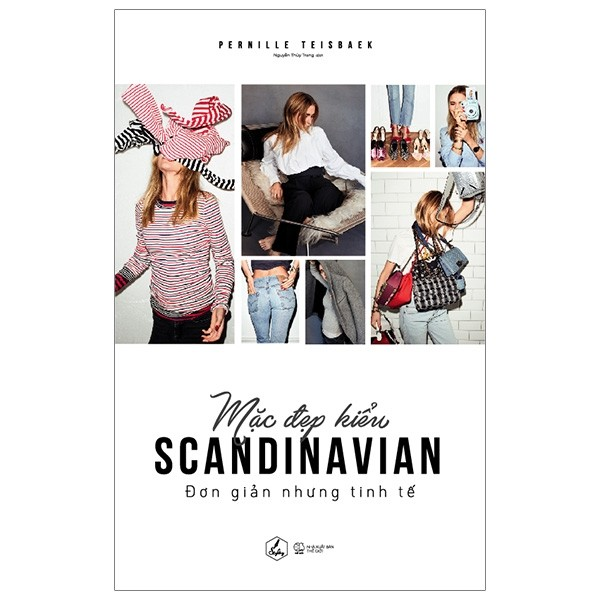 sách thời trang mặc đẹp kiểu scandinavian Pernille Teisbaek
