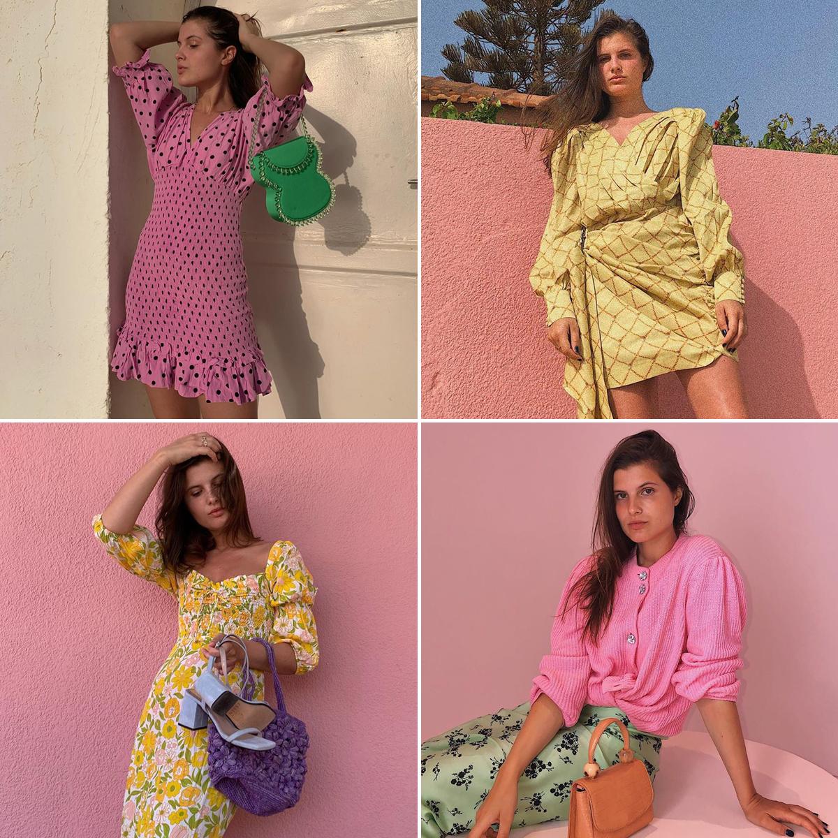 Phong cách thời trang Pháp của Alice Violier