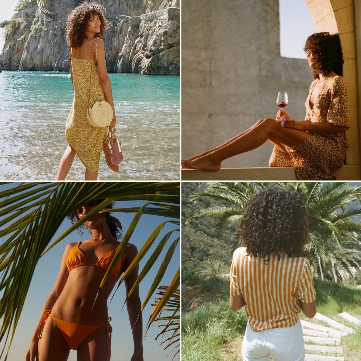 Phong cách thời trang Pháp của Melodie Vaxelaire