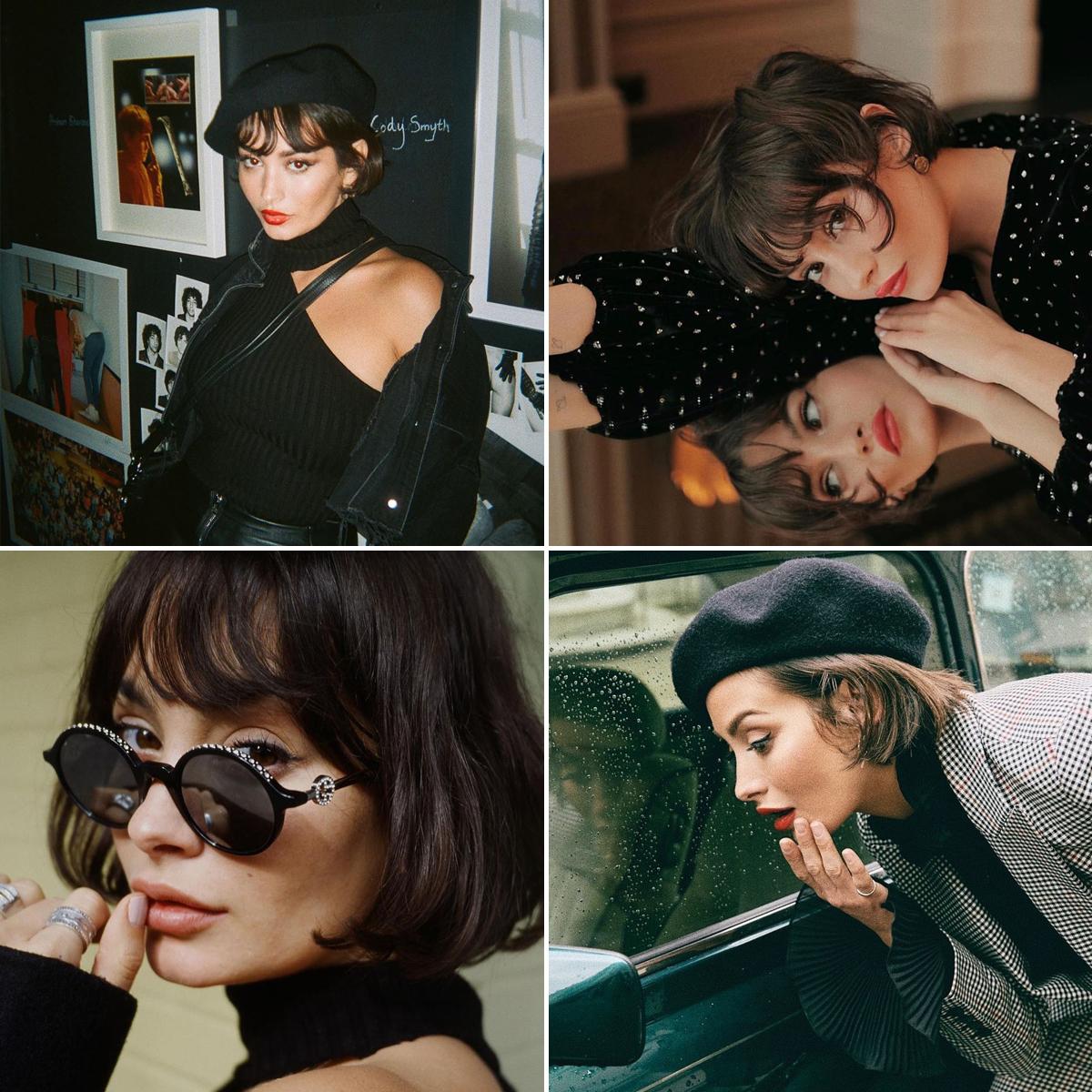 Phong cách thời trang Pháp của Taylor Lashae
