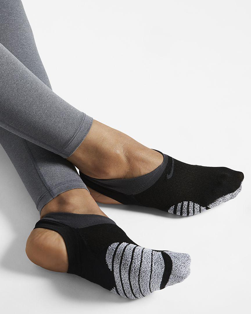 Vớ Nike hở gót dành cho tập Yoga