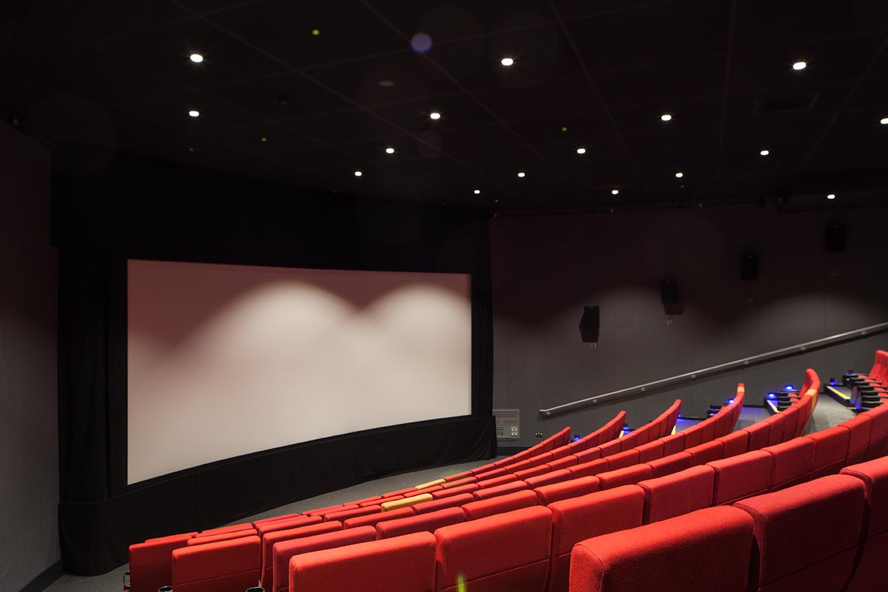 rạp chiếu phim đóng cửa