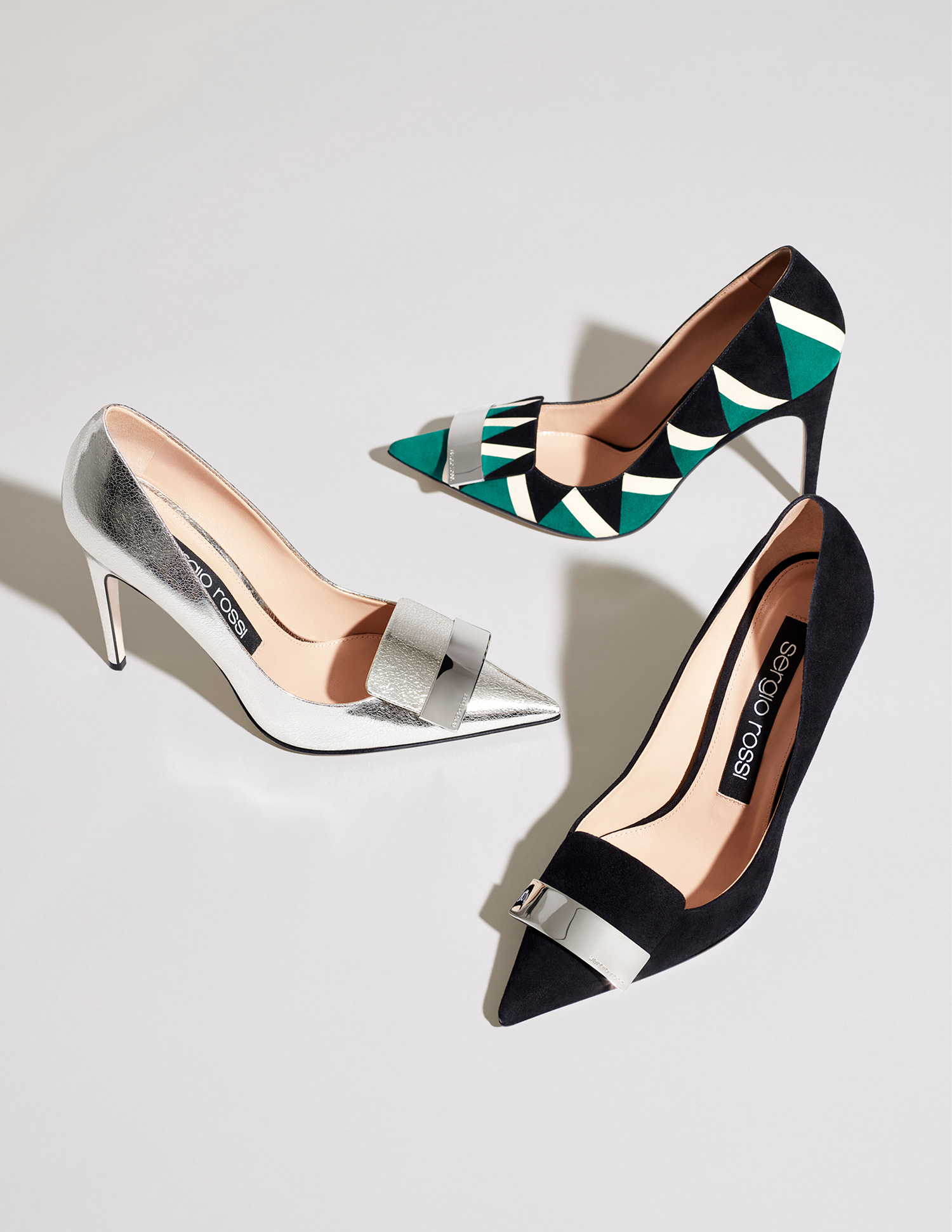 bst giày của nhà thiết kế sergio rossi