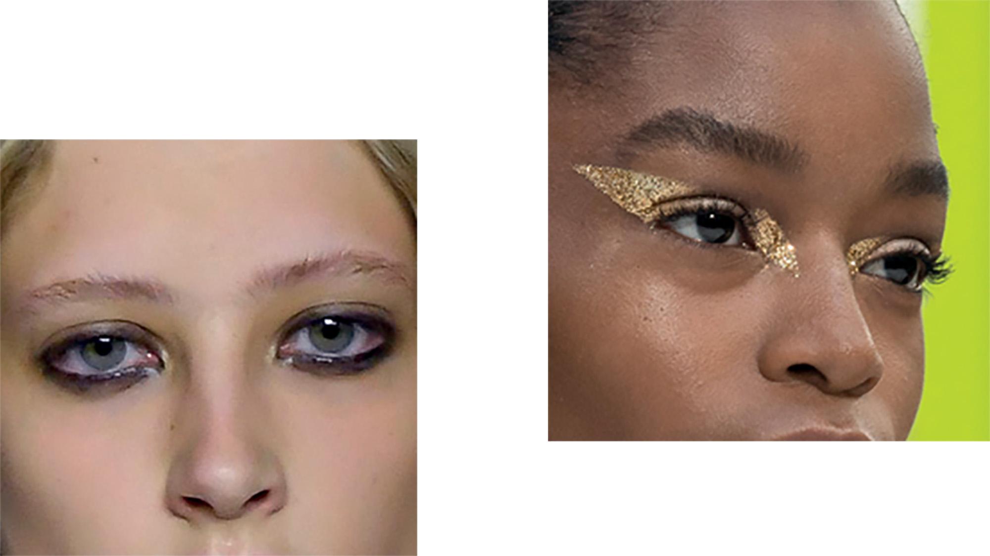 trang điểm đôi mắt kiểu Pháp