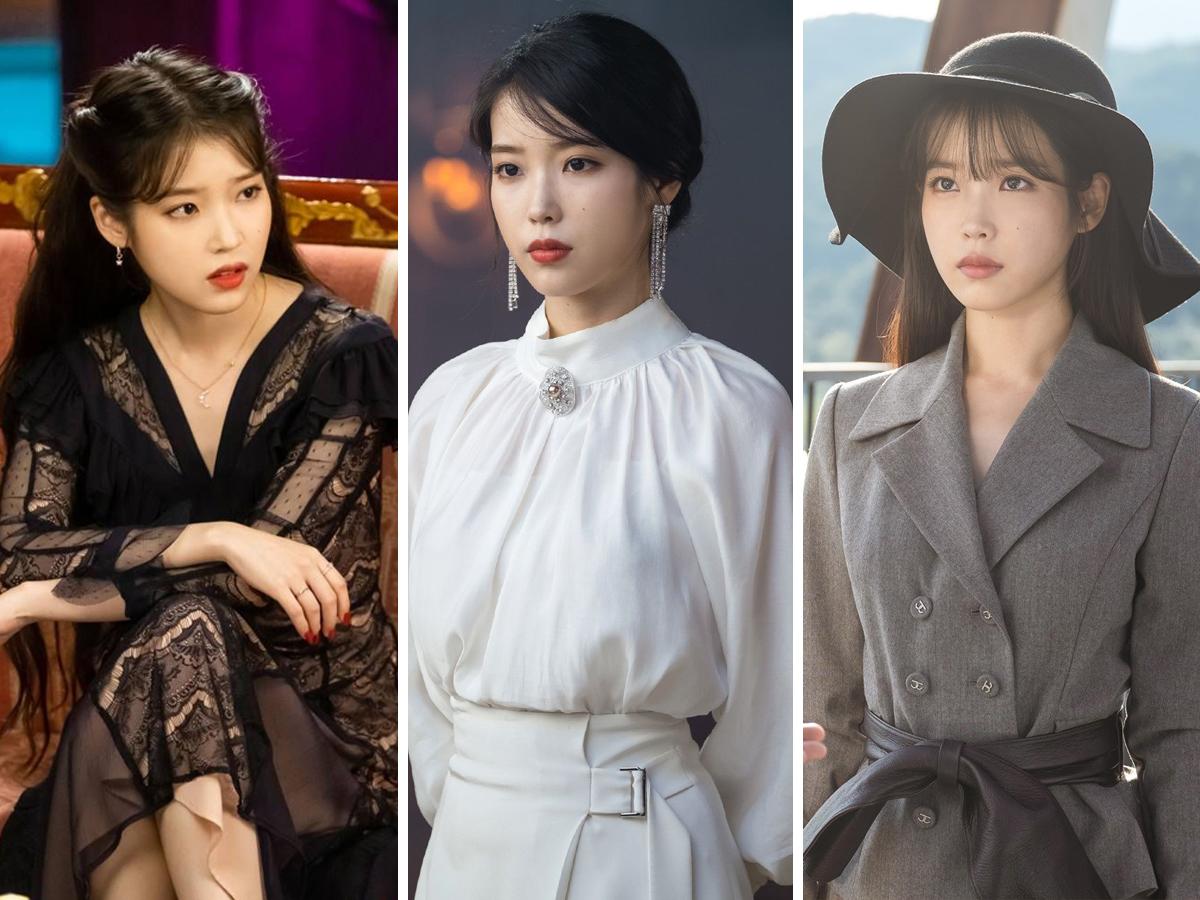 IU mặc trang phục cổ điển sang trọng trong phim Hàn Quốc Hotel Del Luna