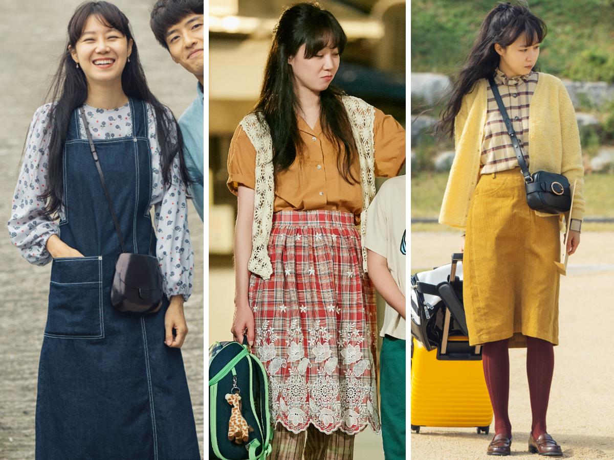 Thời trang Vintage của Gong Hyo Jin trong phim Hàn Quốc When The Camellia Blooms