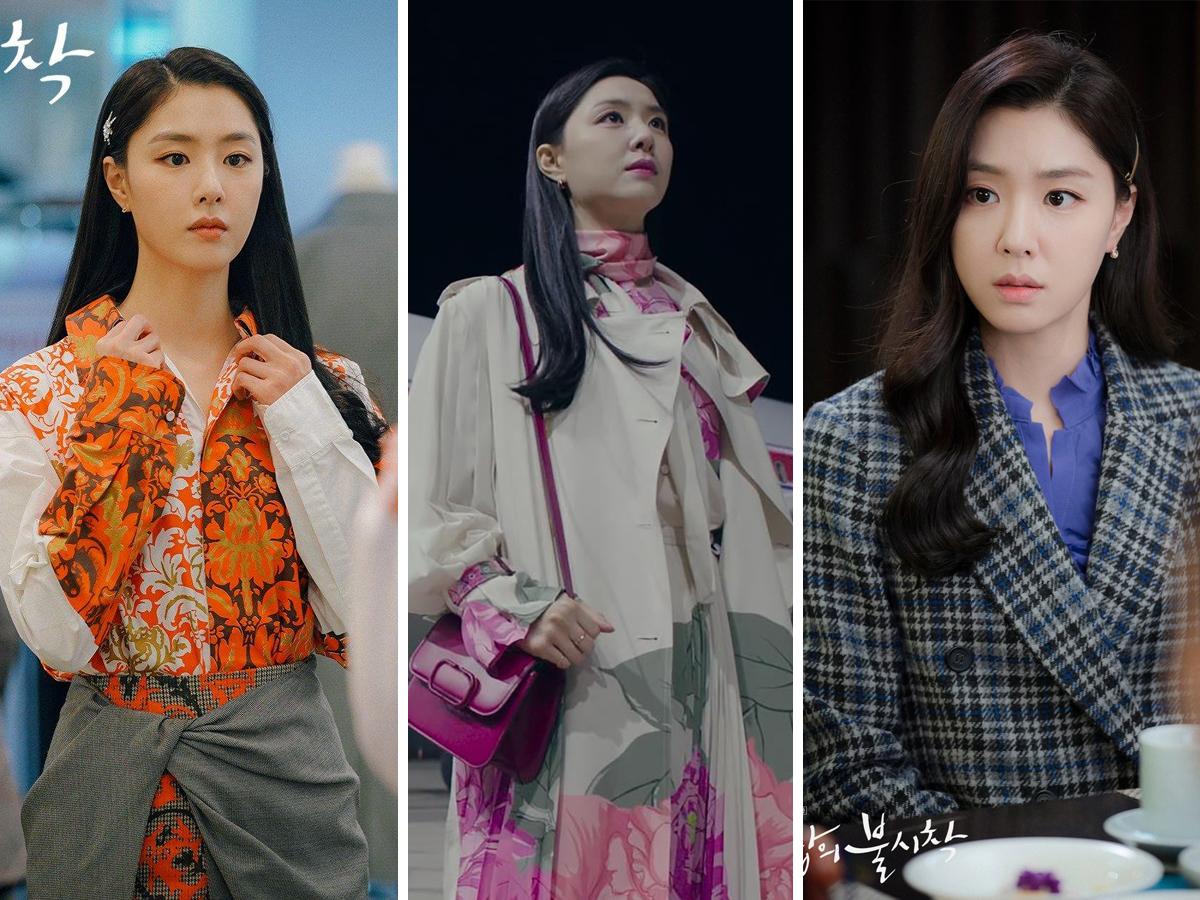 Thời trang sang trọng của nữ phụ phim Hàn Quốc Crash Landing On You