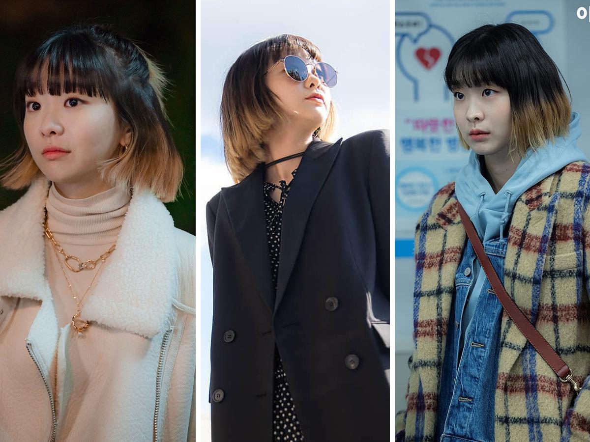 Thời trang menswear cá tính của nữ chính Itaewon Class