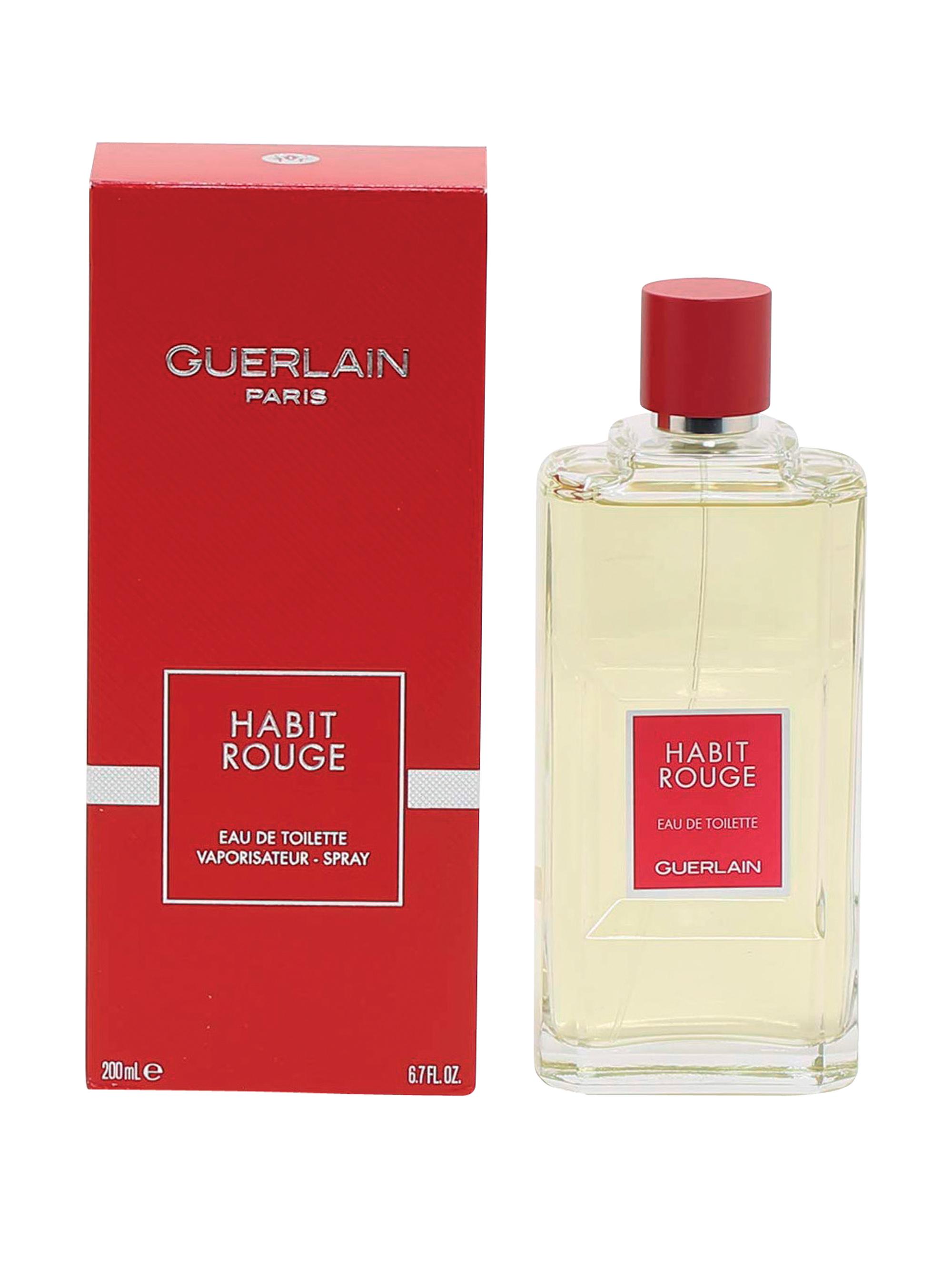 mùi hương Habit Rouge Guerlain