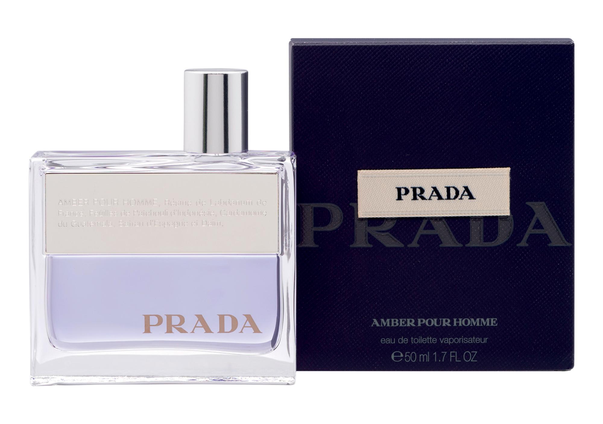 mùi hương thanh thoát amber Prada