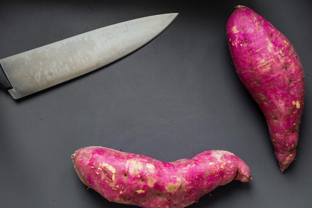 Ăn kiêng giảm cân hiệu quả từ khoai lang.