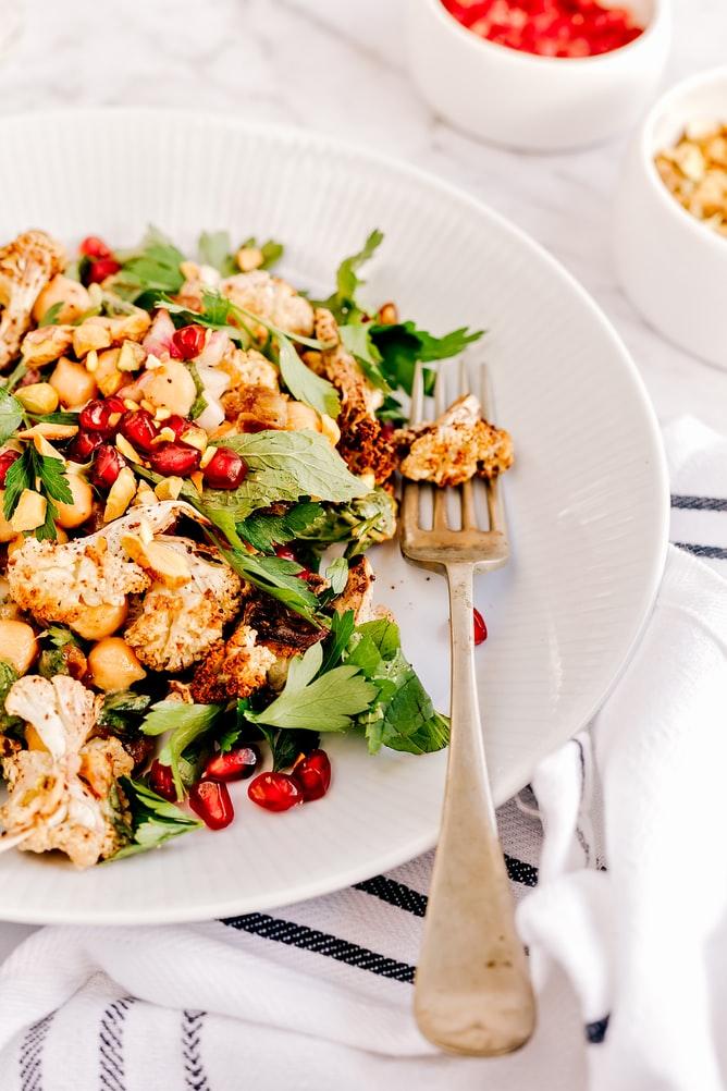 Salad - Món ăn dinh dưỡng giảm cân hiệu quả.