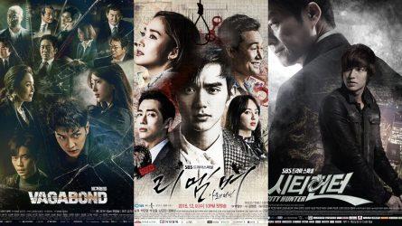 5 bộ phim Hàn Quốc hay nhất về những màn đối đầu gay cấn