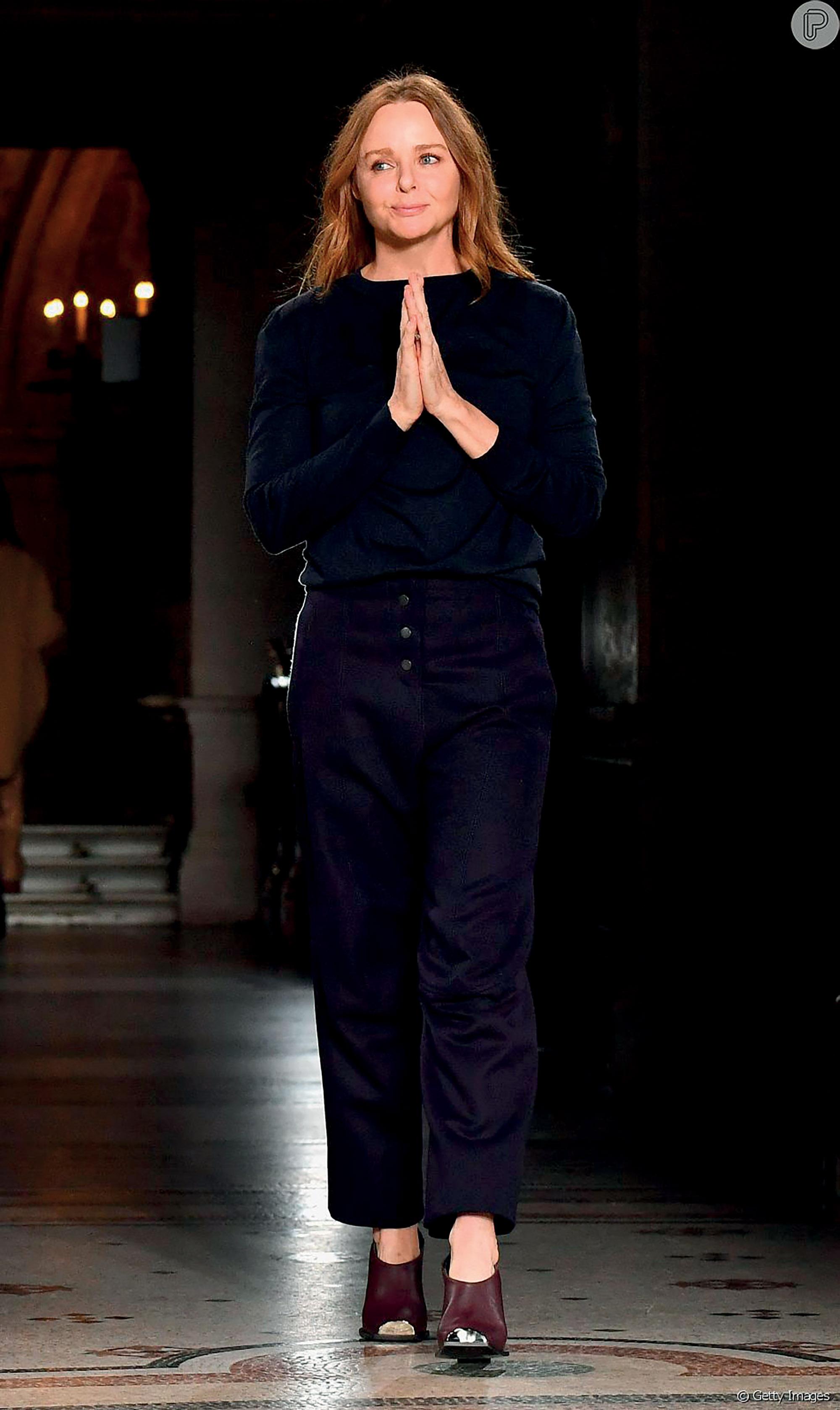 NTK Stella McCartney - thời trang bền vững