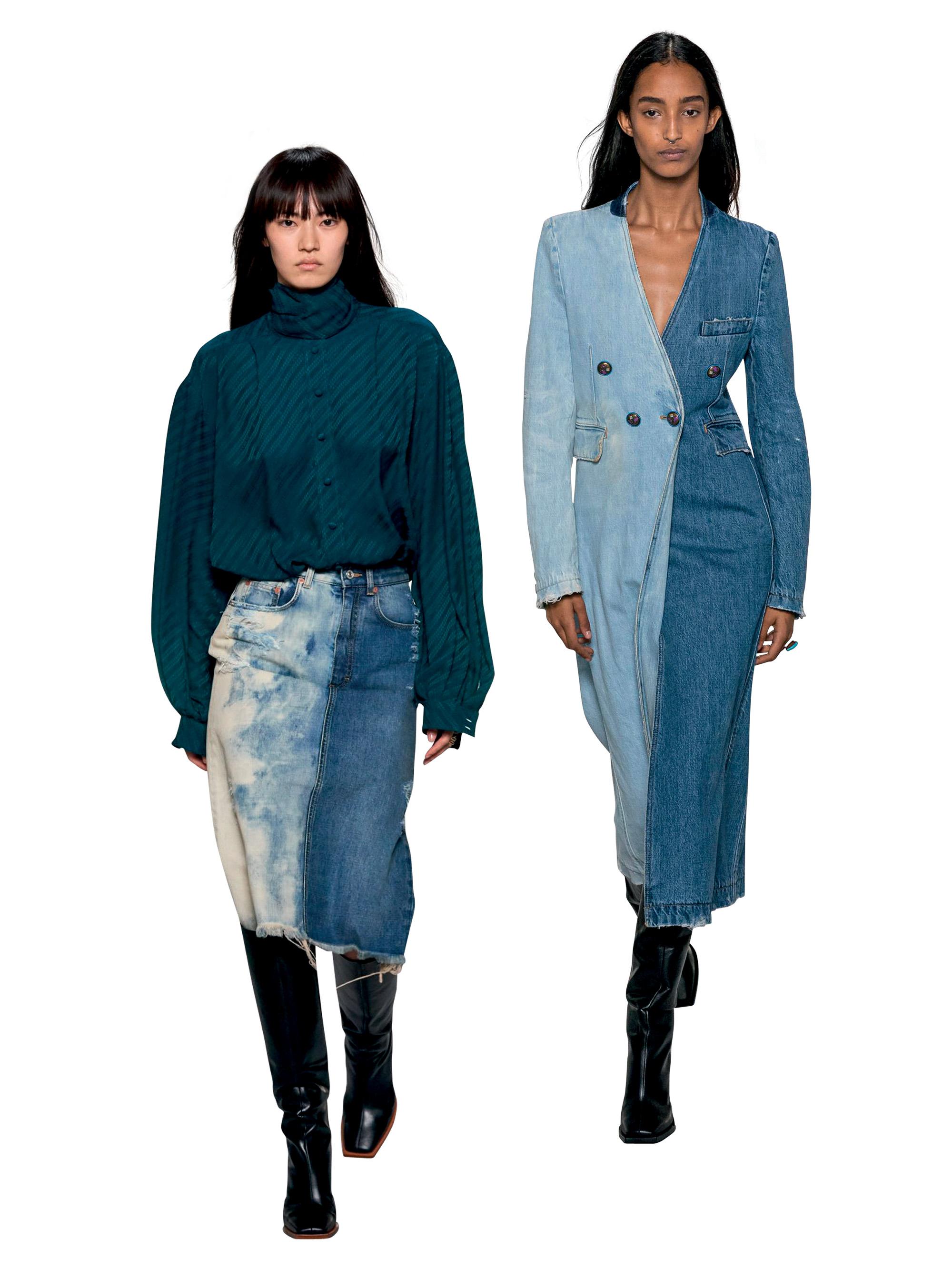 thời trang bền vững - thay đổi phương thức sản xuất denim