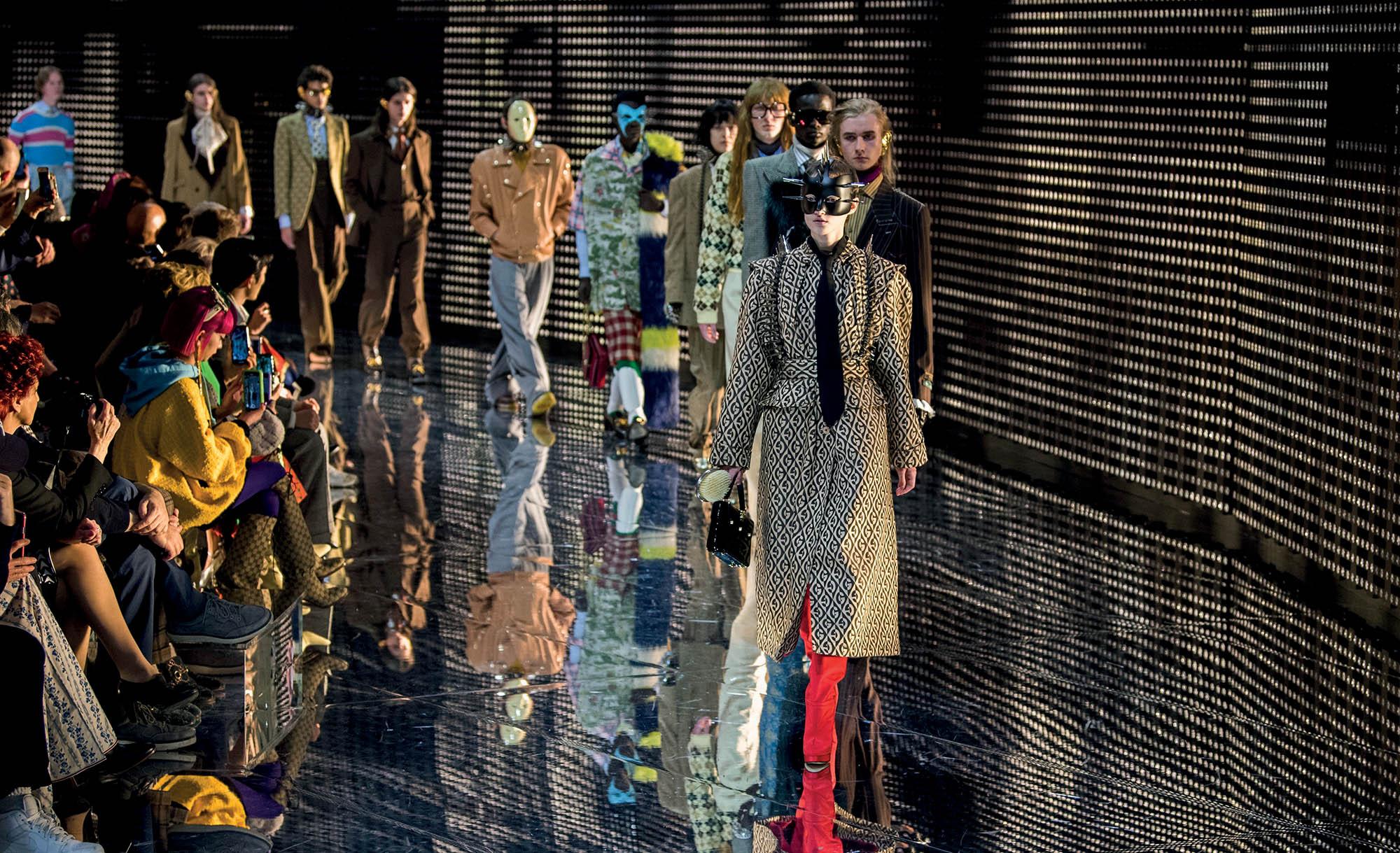 thời trang bền vững - tuần lễ thời trang tham gia chiến dịch xanh hóa