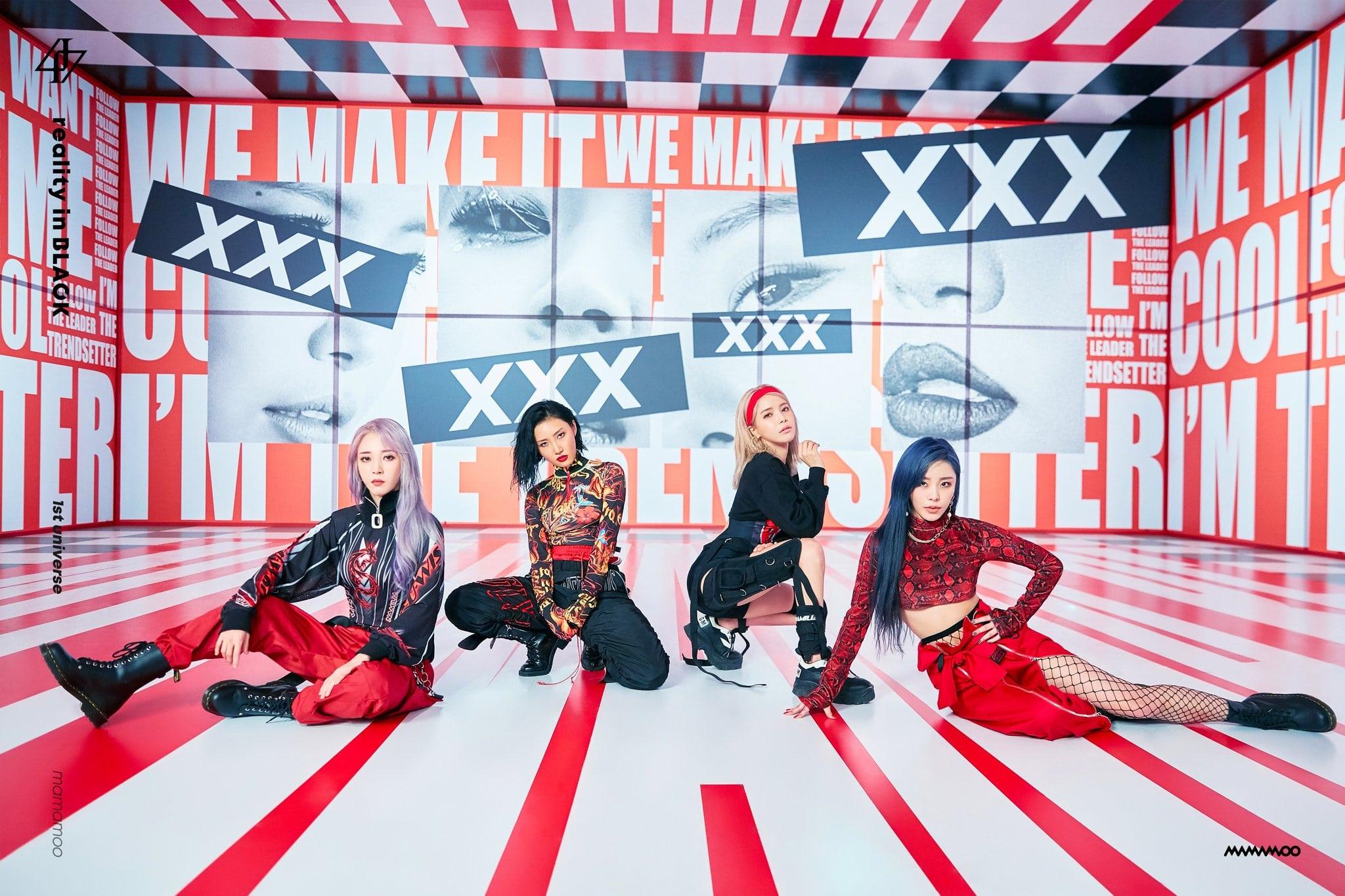 Thời trang girl-crush của MAMAMOO trong MV nhạc KPOP HIP