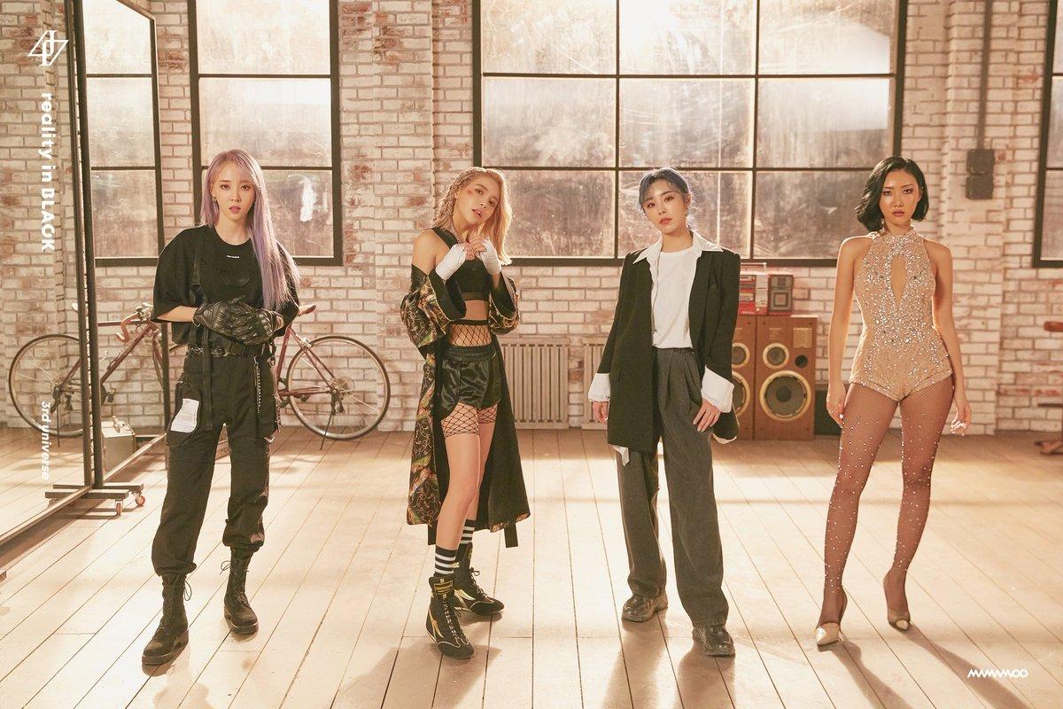 MAMAMOO diện trang phục menswear và girl-crush cá tính trong MV nhạc KPOP HIP