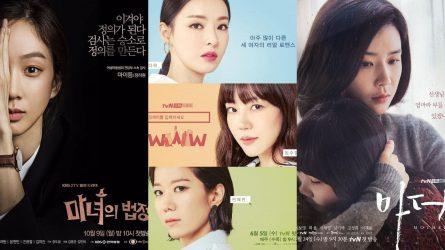 10 bộ phim Hàn Quốc xây dựng hình tượng nữ chính mạnh mẽ