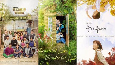 Xua tan nỗi cô đơn với 10 bộ phim Hàn Quốc ấm áp