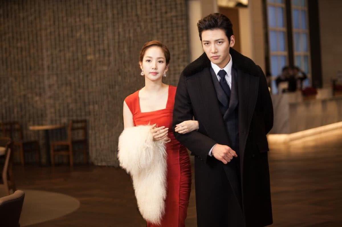 Park Min Young và Ji Chang Wook trong Healer