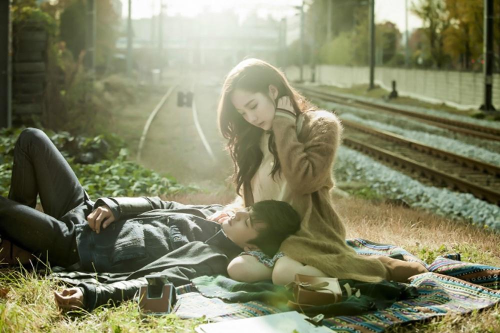 Park Min Young và Yoo Seung Ho