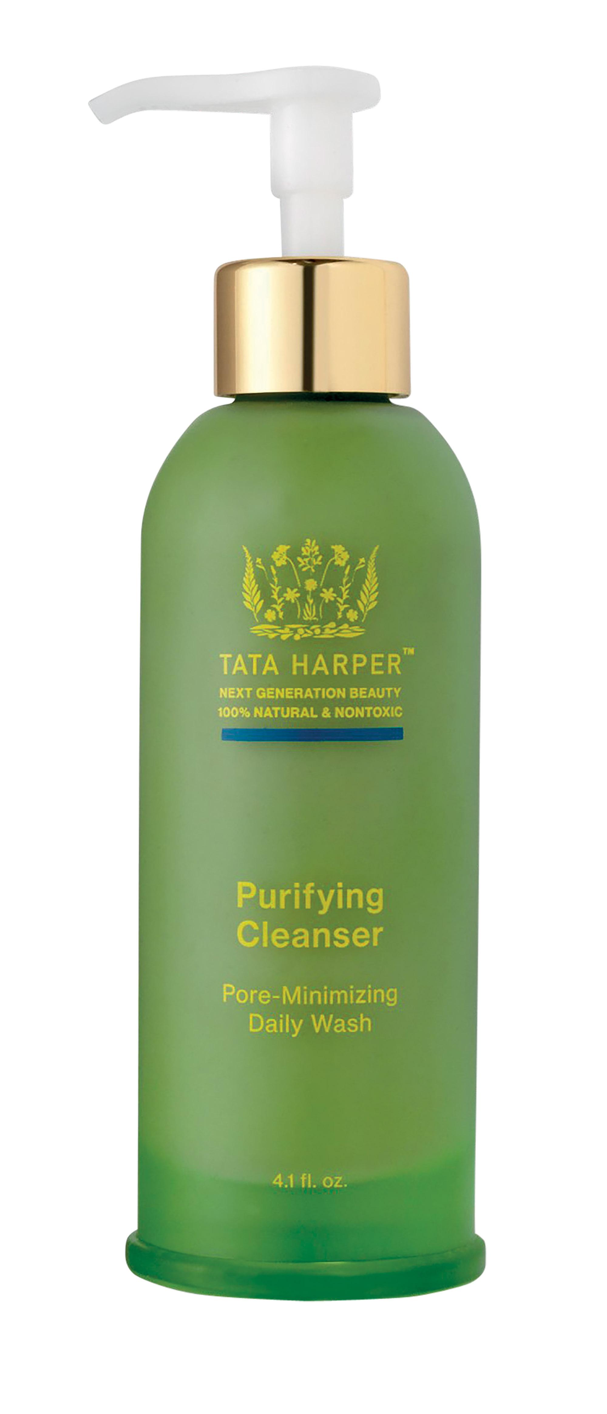 mỹ phẩm thuần chay sữa rửa mặt Tata Harper