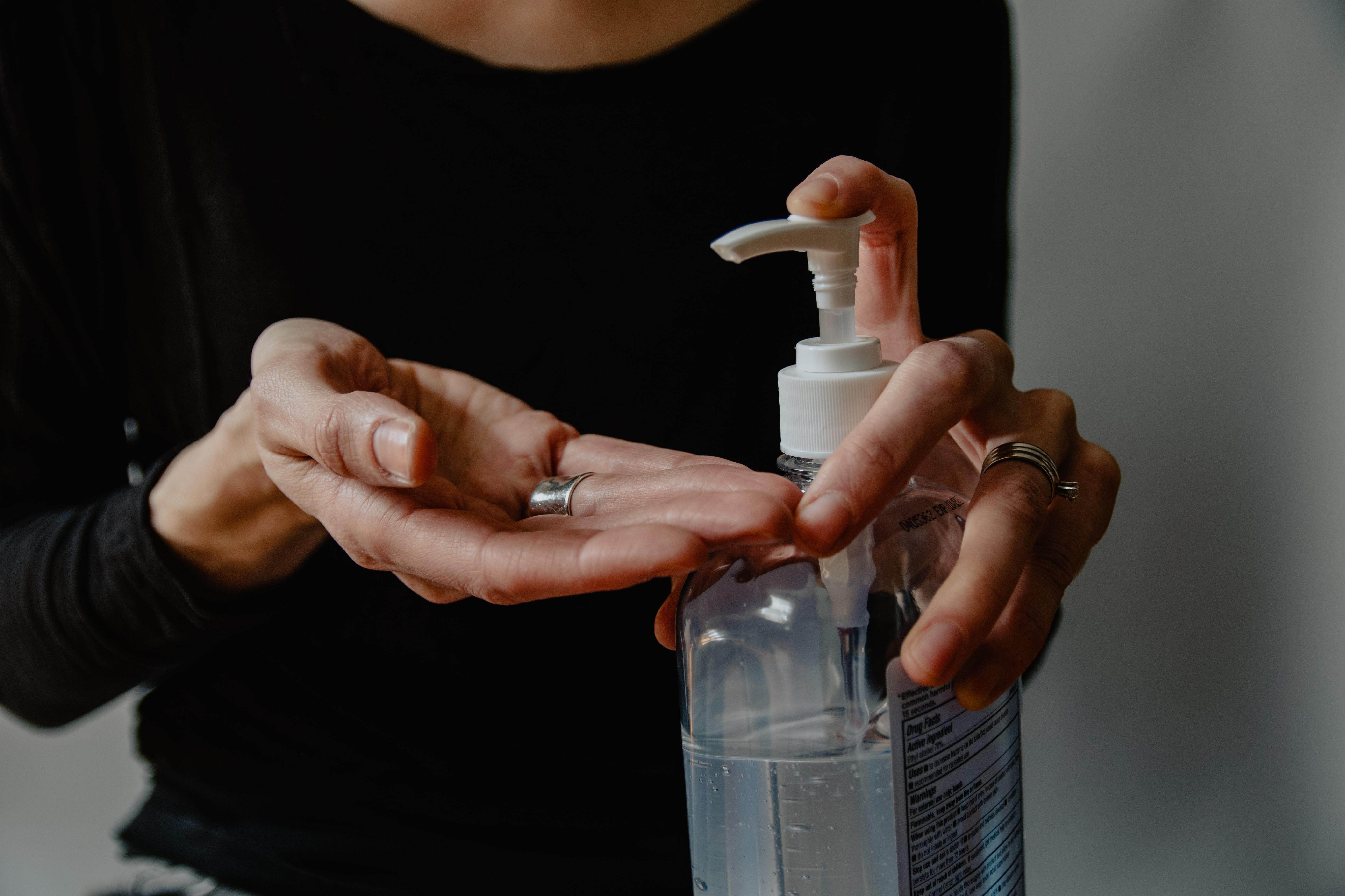 rửa tay mùa đại dịch COVID-19