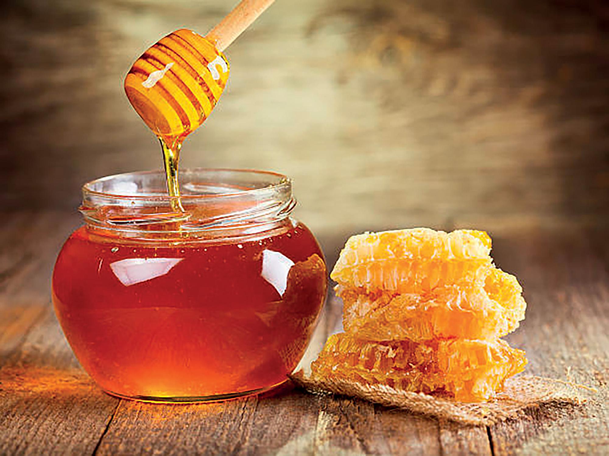 công thức làm đẹp làm sạch da với mật ong