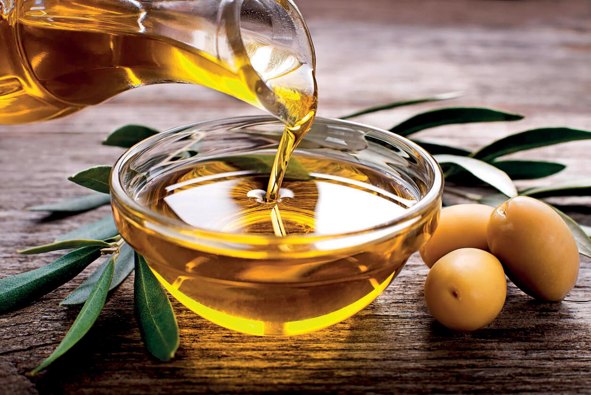 công thức làm đẹp nuôi dưỡng tóc bằng dầu olive