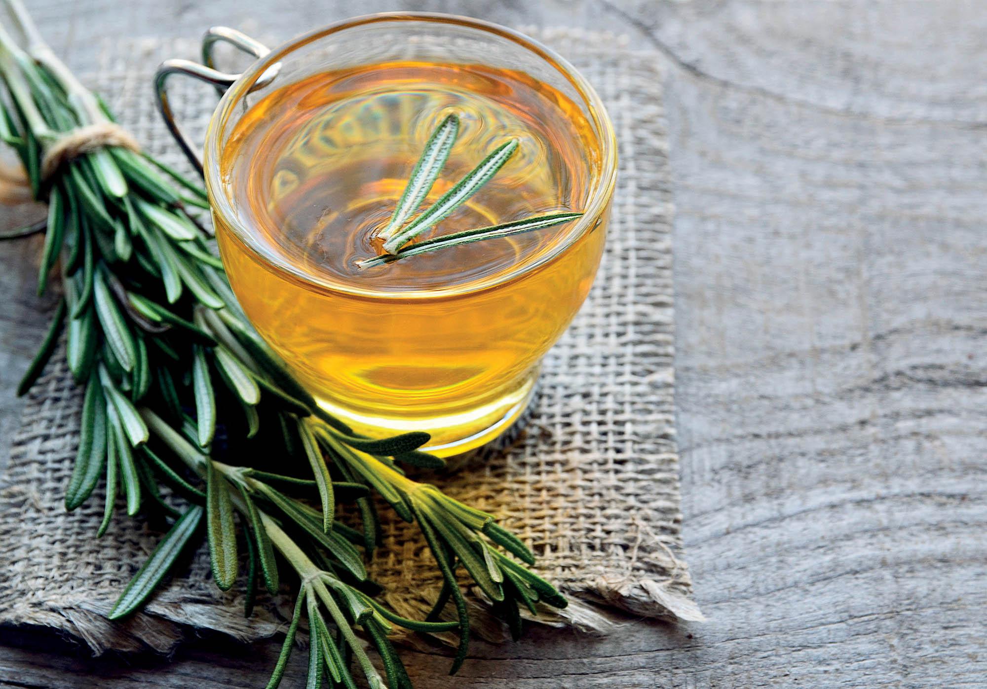 công thức làm đẹp trà làm giảm căng thẳng
